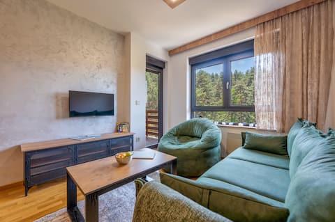 Stevovic Apartment, Pine Wood View, Zlatibor