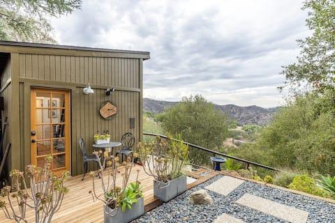 Topanga Canyon Cottage