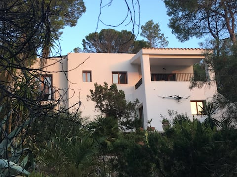 House with Stunning Sunset View at Cala Compte