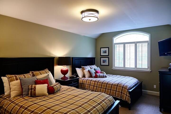 Downstairs Bedroom # 3