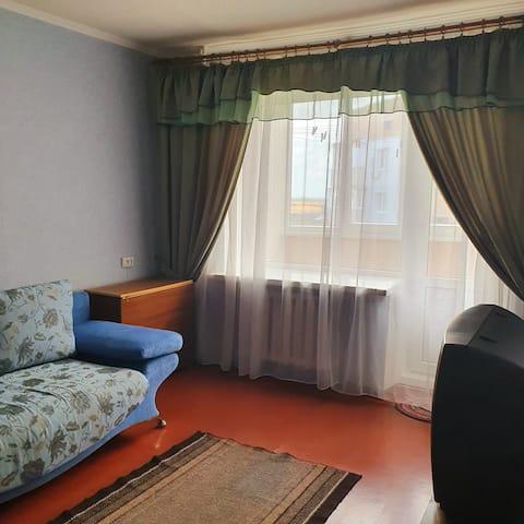Уютные апартаменты в самом центре города