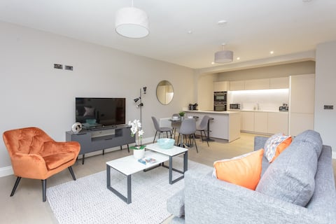 Melville Street  Luxury Central Apartment