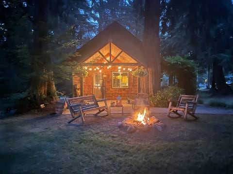 One of a Kind Secluded Cabin Getaway