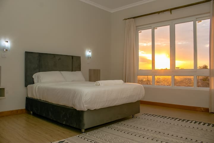 Sunset view room