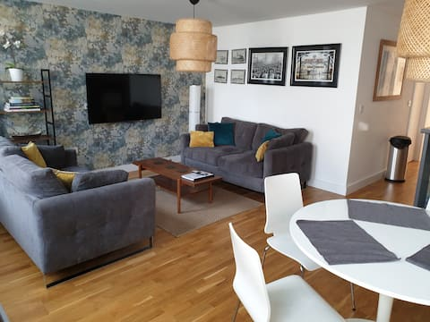 2 x bedroomed en-suite apartment in Barrow