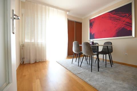 Härlig lägenhet i CENTRUM
