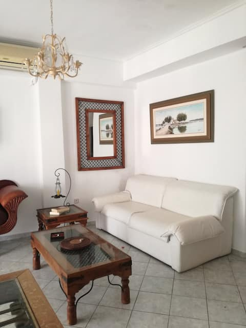 cosy 2 bedroom apartment with beatifull view