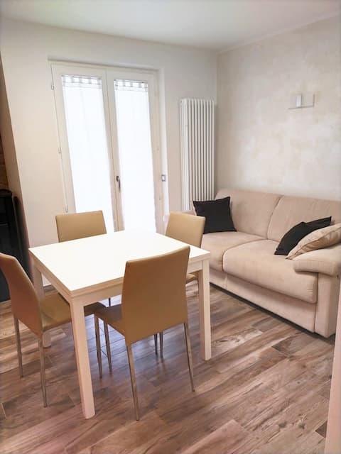 Andalo: nuovo appartamento a due passi dal centro