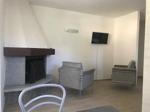 Appartamento tranquillo e moderno, Spiazzo