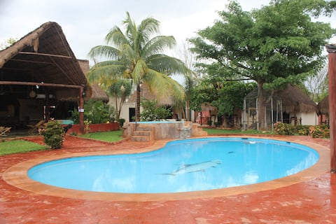 Habitación Doble - Mangrove King Fishing Lodge