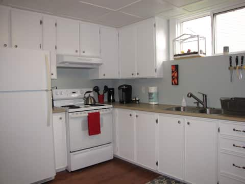 Entire  Basement Apartment in St. John's, NL