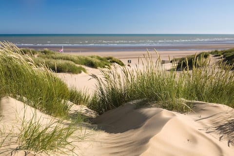 Beautiful Camber Sands home away from home