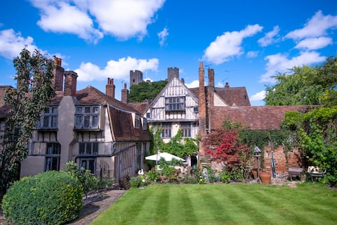 Tudor mansion steeped in history