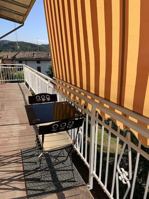 La Braglia Apartments - Appartamento primo piano