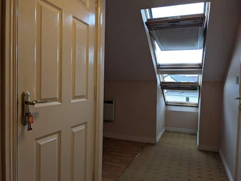 Loft space in Galway City.