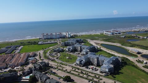 Resort Style Living w/Balcony, Ocean Views & Pool