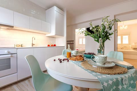 Encantador apartamento en el corazón de Tarifa.