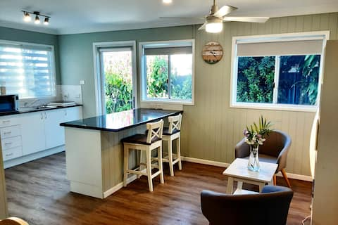 Enticing two bedroom guest suite
