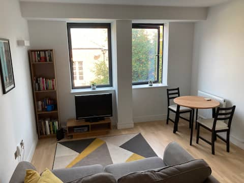 Modern 1 bedroom apartment in Norwich city centre