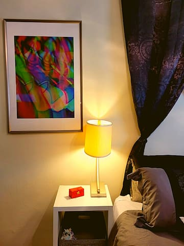 an example of the Bedroom art