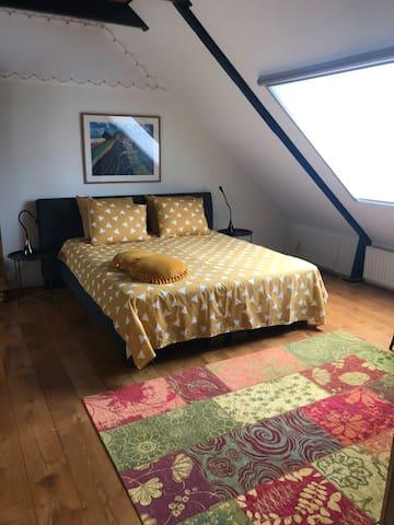 lits-jumeaux bed