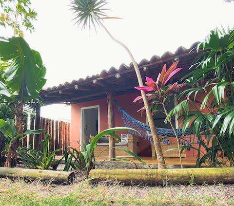 Casa Rio - Vila Flor de Jambo - Caraíva BA
