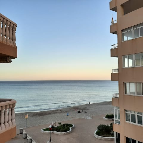 Apartamento ideal en primera línea Mediterráneo