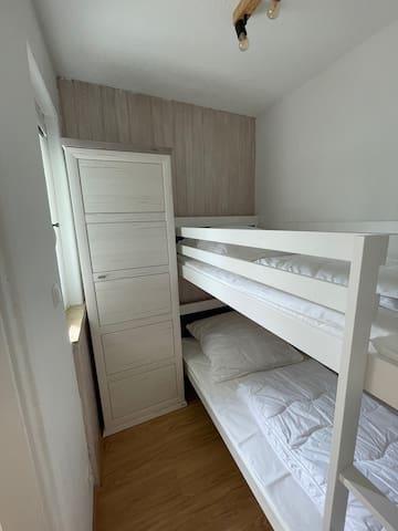 Schlafzimmer 2 Etagenbett