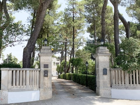 Suite in Villa Ombrosa - Valle d'Itria