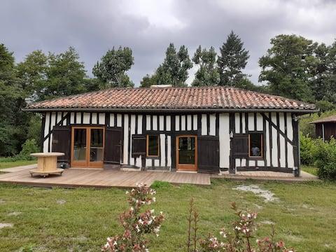 Le petit cottage landais