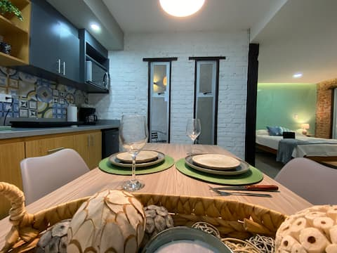 Eclectic Chic Loft in Heredia Dwtn.