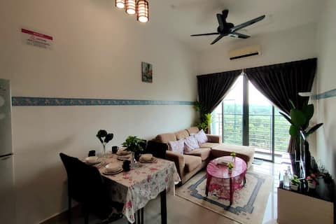 Cozy Suites link with D'Pulze Mall, Cyberjaya