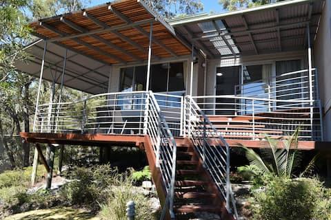 Kingfisher Bay ResortのSundaise Satinay 636