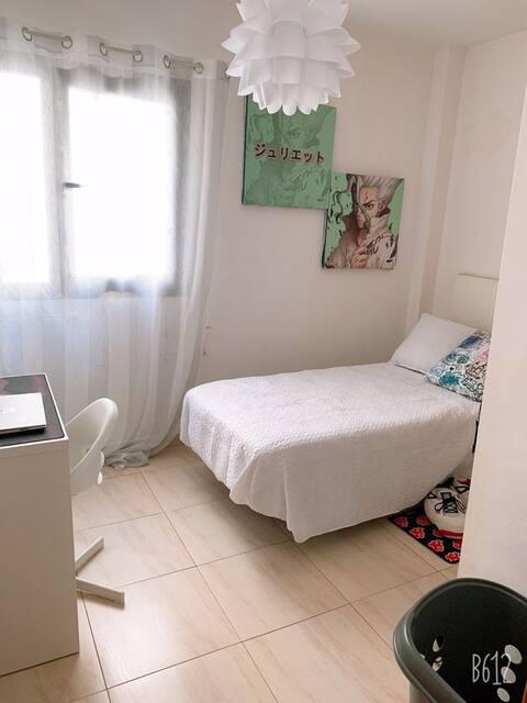 Beautiful Room in Santa Cruz de Tenerife