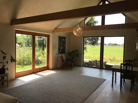 Gezellig huisje in de natuur met privé sauna