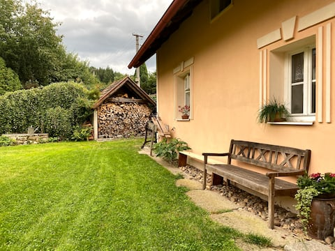 Cosy 3-bedroom cottage for relax and re-charge
