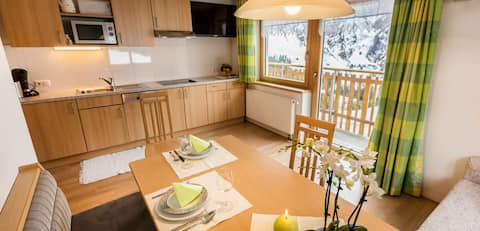 Appartement in traumhafter Bergwelt