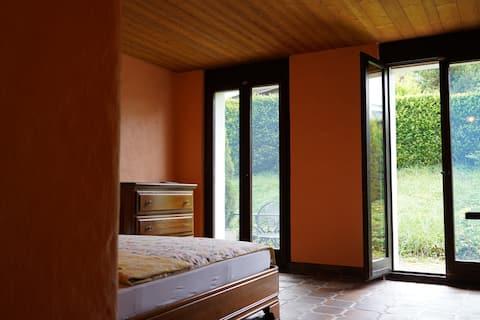 Private apartment near Luzern lake free PP/Garage