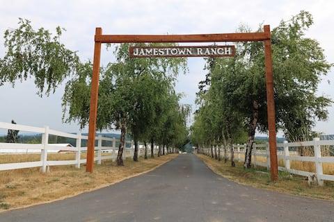 Jamestown Ranch a Country Retreat
