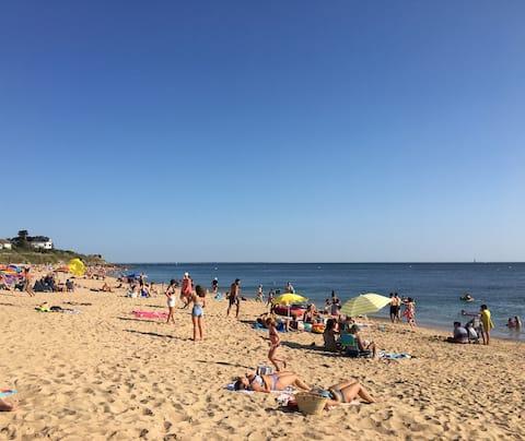 Pornichet: Maison familiale proche de la plage