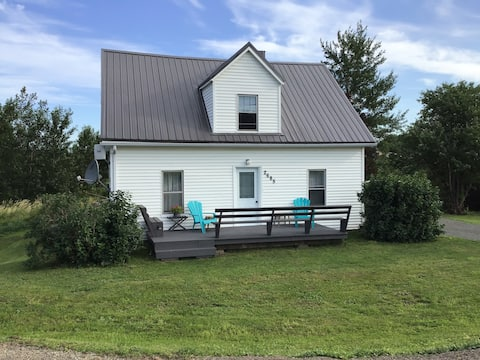 DesLauriers Tracadie Vacation Home