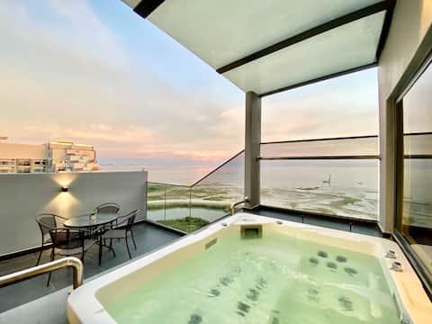 MWHolidayA3010【✨Premium✨】Seaview PrivatePool Villa