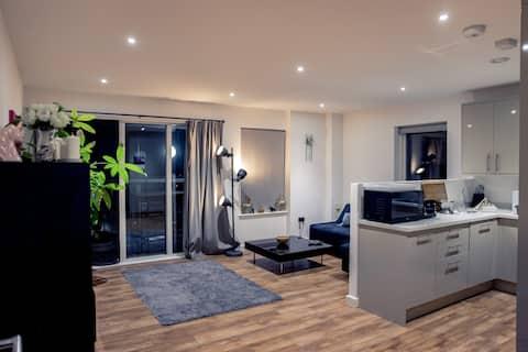 Beautiful spacious 2 bedroom, 2 bathroom apartment