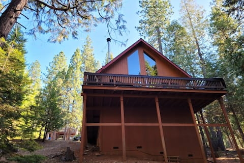 (New Listing) The Arnold Chalet