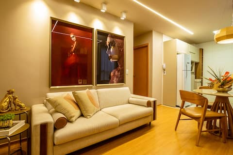 Apartamento Luxo no Centro de Palmas