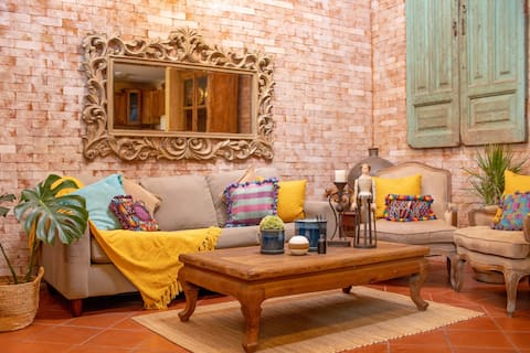 Charming Villa in Antigua with great amenities!