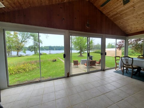 The Kayak House on Buckhorn Lake