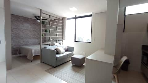 Lovely loft in the heart of BH!