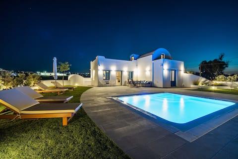 Kyklos Villas - Thera private pool villa 2021