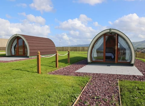 A place to escape.Glamping in Bundoran  Seaview